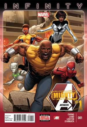 Mighty Avengers (2013-2014)#1A