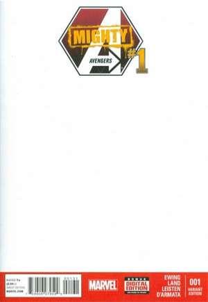 Mighty Avengers (2013-2014)#1C
