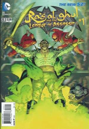 Batman and Robin (2011-2015)#23.3A