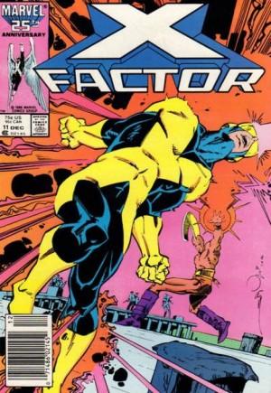 X-Factor (1986-1998)#11A