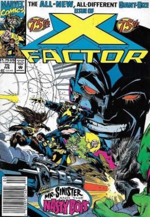 X-Factor (1986-1998)#75A