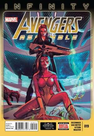 Avengers Assemble (2012-2014)#19