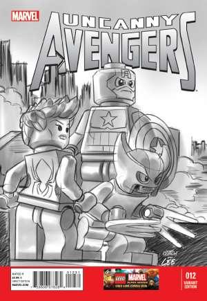 Uncanny Avengers (2012-2014)#12C
