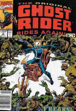 Original Ghost Rider Rides Again (1991-1992)#2A