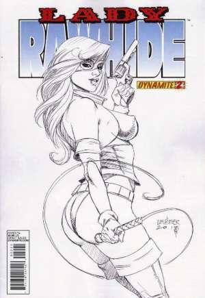 Lady Rawhide (2013-Present)#2B
