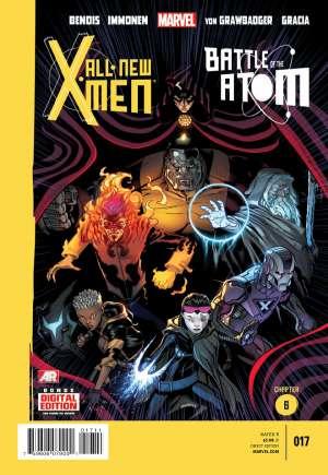 All-New X-Men (2013-2015)#17A