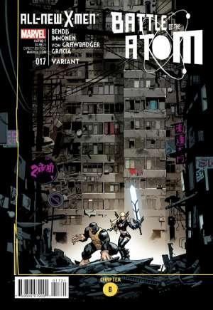 All-New X-Men (2013-2015)#17B