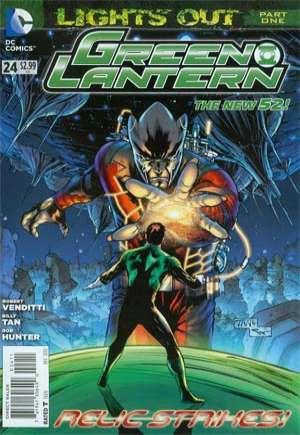 Green Lantern (2011-2018)#24A