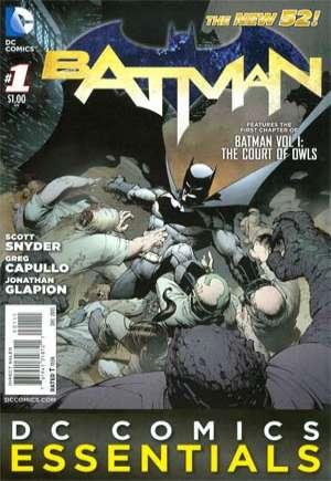 DC Comics Essentials: Batman#1