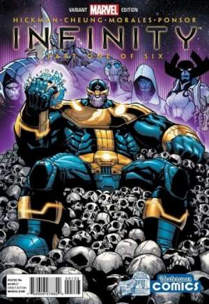 Infinity (2013-2014)#1R