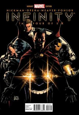 Infinity (2013-2014)#4B
