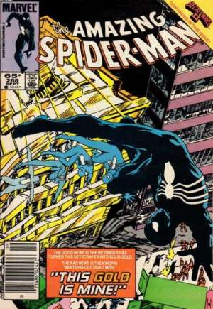 Amazing Spider-Man (1963-1998) #268A