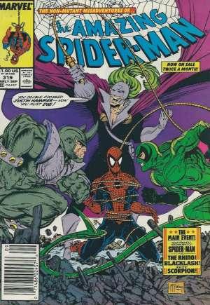 Amazing Spider-Man (1963-1998)#319A