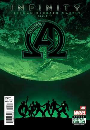 New Avengers (2013-2015)#11A