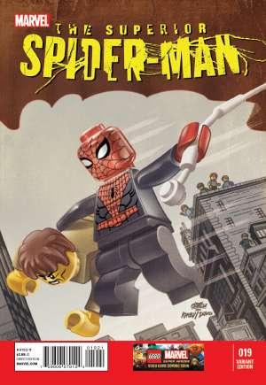 Superior Spider-Man (2013-2014)#19B