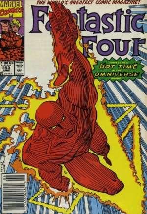 Fantastic Four (1961-1996)#353A