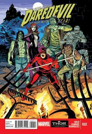Daredevil (2011-2014)#32A