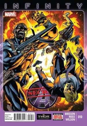Secret Avengers (2013-2014)#10A