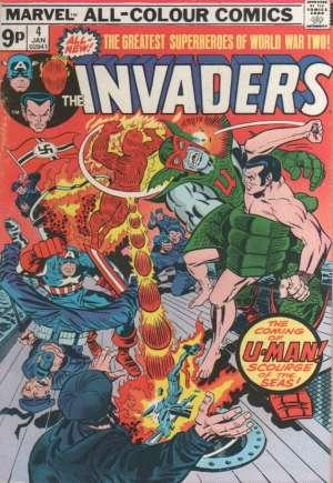 Invaders (1975-1979)#4B