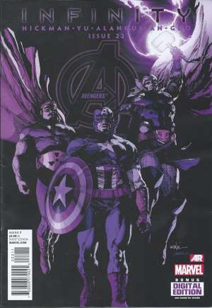 Avengers (2012-2015)#22A