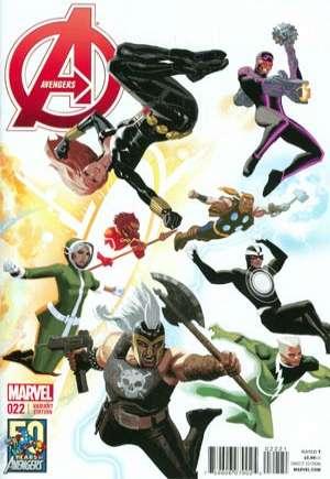 Avengers (2012-2015)#22B