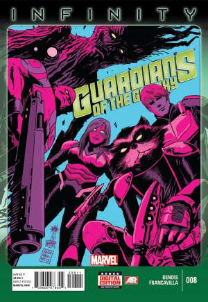 Guardians of the Galaxy (2013-2015)#8A