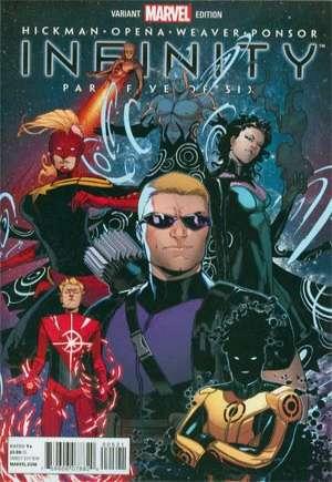 Infinity (2013-2014)#5B