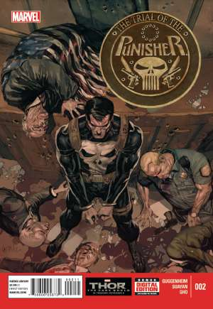 Punisher: Trial of The Punisher#2
