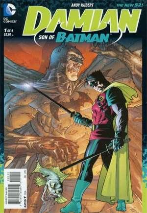 Damian: Son of Batman (2013-2014)#1A