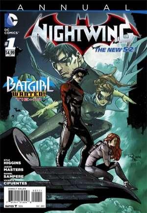 Nightwing (2011-2014)#Annual 1
