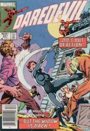 Daredevil (1964-1998)#201A