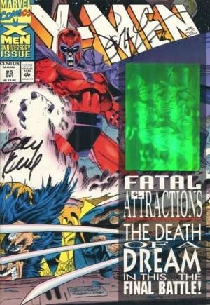 X-Men (1991-2001, 2004-2008)#25G