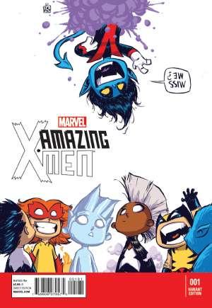 Amazing X-Men (2014-Present)#1H