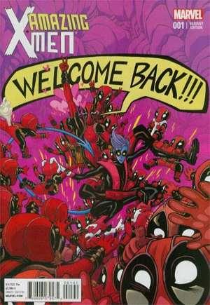 Amazing X-Men (2014-Present)#1D