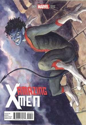 Amazing X-Men (2014-Present)#1E