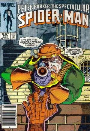 Spectacular Spider-Man (1976-1998)#104A