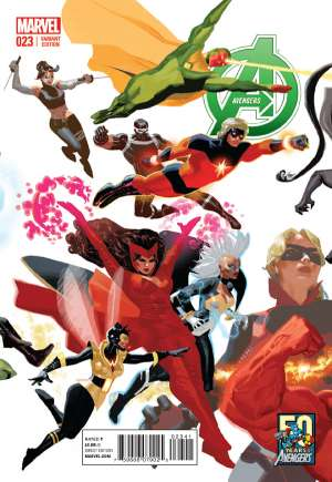 Avengers (2012-2015)#23B