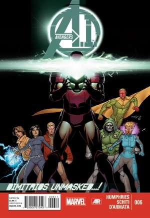Avengers A.I. (2013-2014)#6