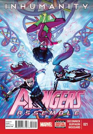Avengers Assemble (2012-2014)#21