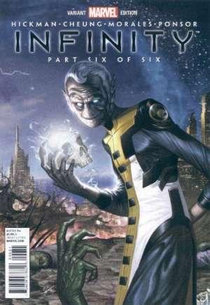 Infinity (2013-2014)#6C