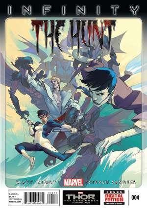 Infinity: The Hunt (2013-2014)#4