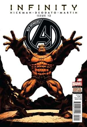 New Avengers (2013-2015)#12