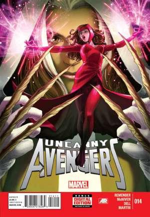 Uncanny Avengers (2012-2014)#14A