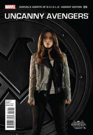 Uncanny Avengers (2012-2014)#14B