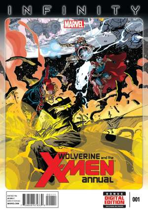 Wolverine and the X-Men (2011-2014) #Annual 1