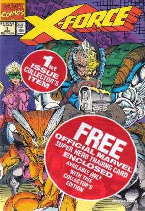 X-Force (1991-2002)#1P