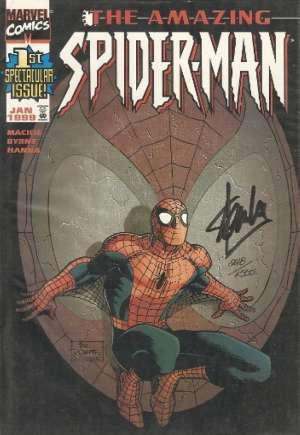 Amazing Spider-Man (1999-2014)#1G