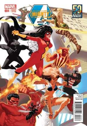 Mighty Avengers (2013-2014)#4C