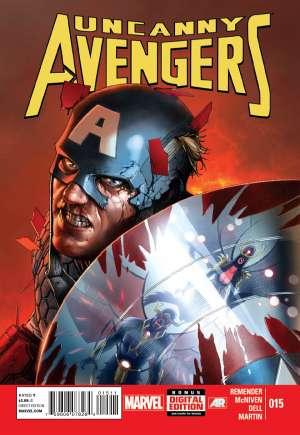 Uncanny Avengers (2012-2014)#15