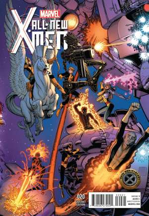 All-New X-Men (2013-2015) #20B